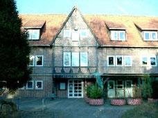 Freizeithaus in Buxtehude, hier hat der SJR seinen Sitz und sein Büro