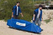 faltbares Segelboot, trgbares Segelboot
