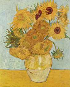 Les Tournesols - Voncent Van Gogh