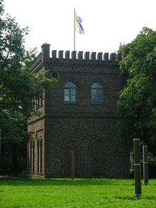 Blau-Gold-Turm