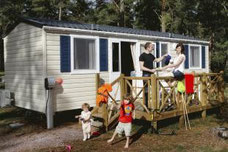 Camping und Caravaning im Teutoburger Wald