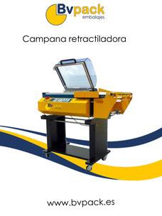 Retractiladora_de_cajas. Agrupadora_de_productos. Retractiladora_de_productos. Máquina_agrupadora_de_productos.