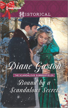 Bound by a Scandalous Secret by Diane Gaston