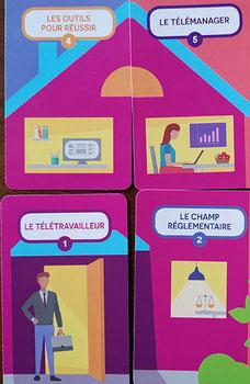 maison teletravail