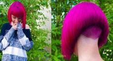 Shampoomodel Haarmodel Haarmodelagentur