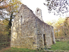 Chapelle de Fourches- Le Vaudoué -77. Temple de Paris