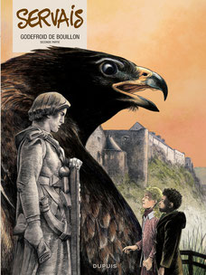 GODEFROID DE BOUILLON - Tome 2. Temple de Paris