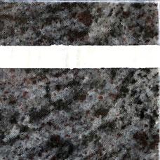 DUROL Schriftfarbe Stein Naturstein Granit Weiß Impala