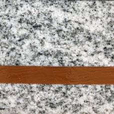 DUROL Schriftfarbe Stein Naturstein Granit hellbraun