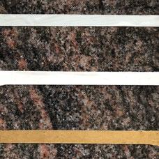 DUROL Inschrift Steinmetz Spezialfarbe Naturstein Granit grau weiß Farbe