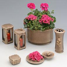 Filthaut Laterne Vase mit Rose 540 543 4541 3543 3502 2540