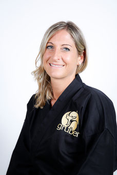 Anja Rosenberger - Karateschule Gruber