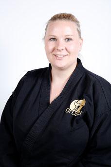 Verena Breinhölder - Karateschule Gruber