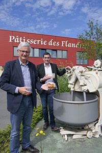 Benoît Rousseau, gérant.