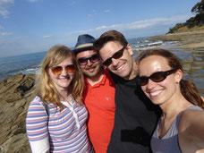 Mit Susanne und Stefan auf der Great Ocean Road
