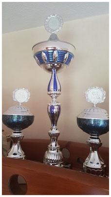 Pokal für Joelle, Best in Show 1. Platz