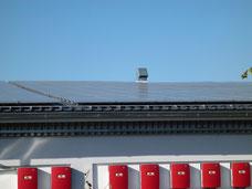 Solaranlagen Bild Pilotprojekt