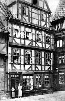 Cafe/Bäckerei am Andreasplatz