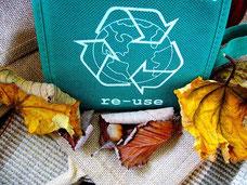 tri sélectif des déchets la groie l'abbé