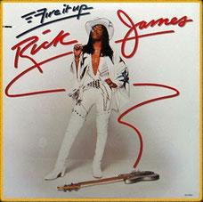Rick James - 1979 / Fire It Up