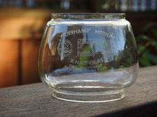 Feuerhand Nr. 225 Medium glass Globe