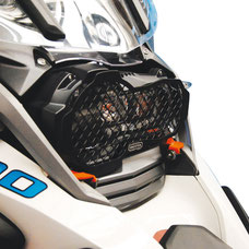 Protection de phares |  Grilles de protection phare |  Protection clignotants LED BMW R1200GS LC & LC Adventure