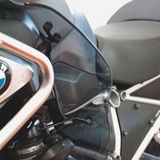 Protège-pieds | Protège-Jambes BMW R1200GS LC & LC Adventure