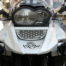 Protection radiateur d'huile  BMW R1200GS & Adventure