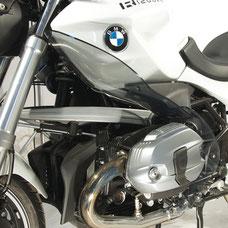 Protège-pieds | Protège-Jambes BMW R1200R jusqu'à 2014