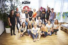 KTM Workshop in Oberösterreich mit Expertinnen aus dem Velochicks-Stall