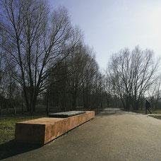 Skate spot Dammweg (Neukölln)