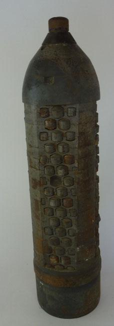 ogive obus saint chamond TR 75 mm