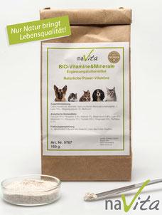 Vitamin& Mineralstoffpräparat von naVita