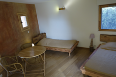 Chambre individuelle à la Fontaine de l'Aube