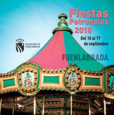 Fiestas de Fuenlabrada 2016 Cartel y Programa