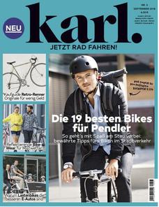 Karl Magazin Radmagazin