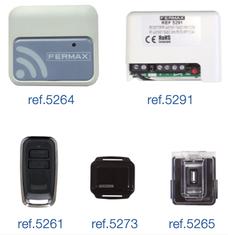 Solución identificación manos libres de Fermax