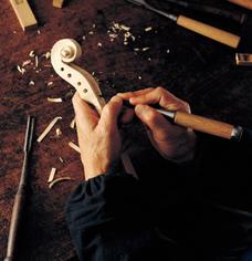 скрипичный Мастер фабрики Ямаха