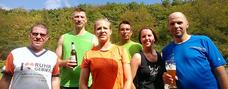 09.08.2015 5Runden Tetraeder 11,11Km Zeit 1:04:57 Tempo 5:51min/km Höhenmeter 304m