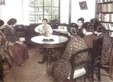 当時の尚絅女学会