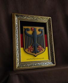 Изготовление гербов , Wappen von Deutschland