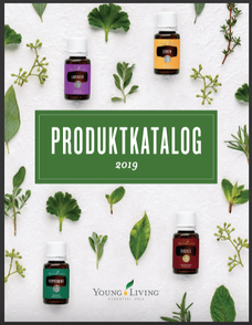 Young Living Produktkatalog 2016