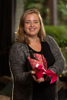 Kim Modder, wijnspecialist en oprichter Wijn Wine Wein