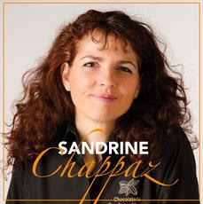 Portrait Grand Chocolatier : Sandrine Chappaz