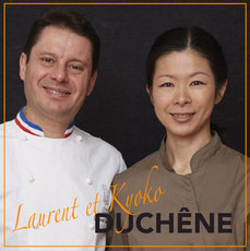 Portrait Grand Chocolatier : Laurent et Kyoto Duchene