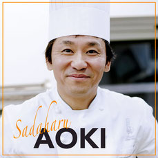 Portrait Grand Chocolatier : Sadaharu Aoki