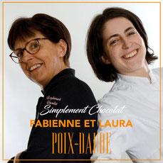 Simplement Chocolat - Fabienne et Laura Poix-Daude