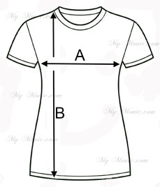 #mymonic.com  #moda #swarovski #camisetas #shirt #mujer