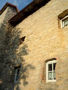 Ferienhaus in der Stadtmauer