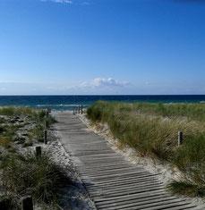 Strandzugang Rerik